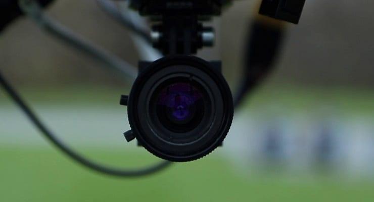 Using Drone Camera