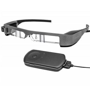Epson Moverio Glasses