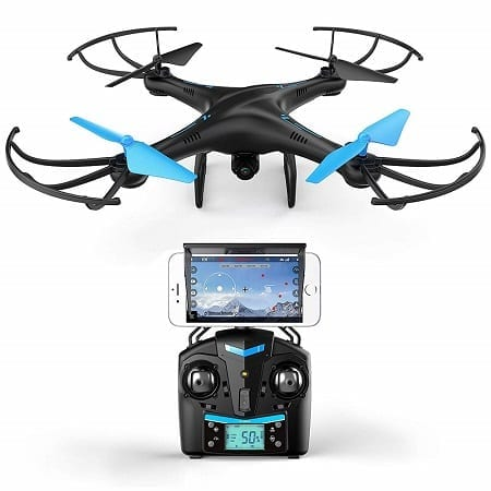 Force1 U45W Blue Jay Drone